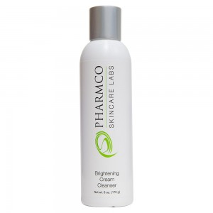 Brightening Cream Cleanser -  6oz.