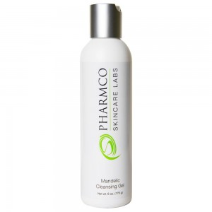 Mandelic Cleansing Gel -  6oz.