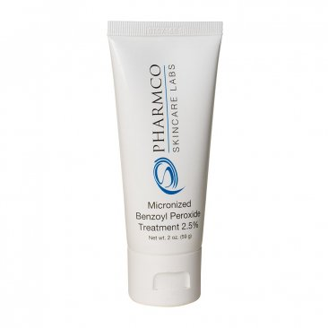 MADE TO ORDER: Benzoyl Peroxide Treatment 2.5% -  2oz.